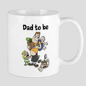 Funny dad to be Mugs