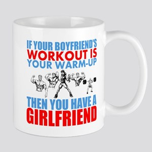 If your boyfriends workout is your warm-up, then y