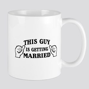 This Guy Is Getting Married Mugs
