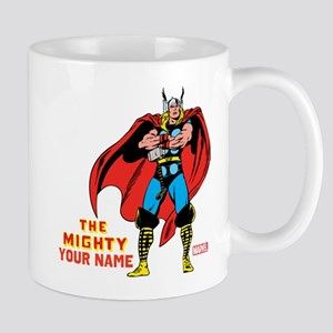The Mighty Thor Personalized Design Mug