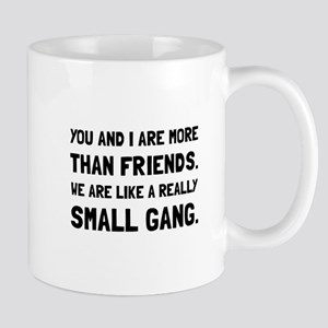More Than Friends Mugs