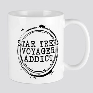 Star Trek: Voyager Addict Stamp Mug