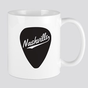 Nashville Guitar Pick Mugs