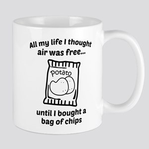 All My Life I Thought Air Was Free Mug