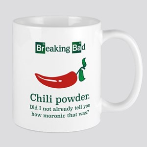 Breaking Bad Chili Powder Mugs