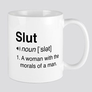 Slut Definition Mugs
