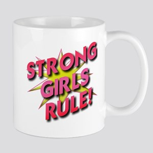 Strong Girls Rule! Mug