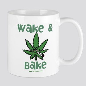 Wake And Bake Mugs