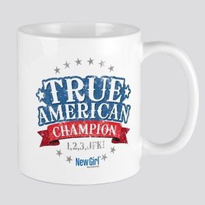 New Girl Champion Mug
