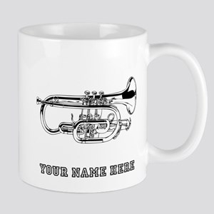 Custom Baritone Horn Mugs