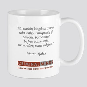 MARTIN LUTHER QUOTE Mug