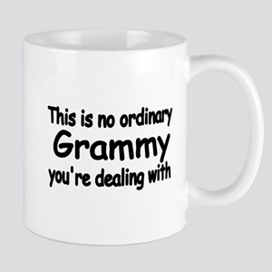 This is no ordinary Grammy you're dealing with Mug