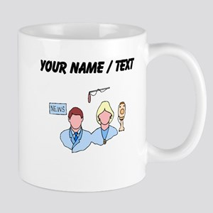 News Anchors (Custom) Mugs