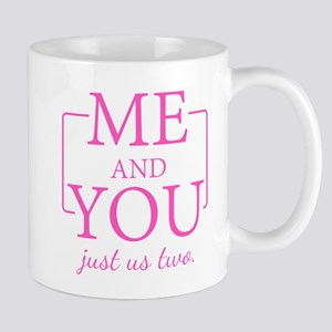 SATC: Me and You Mugs