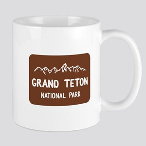 Grand Teton National Park, Wyoming Mug