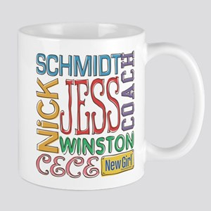 New Girl Names Mug