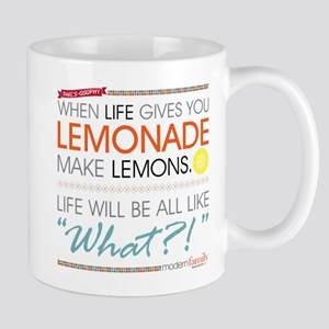 Modern Family Phil's-osophy Lemonade Mug