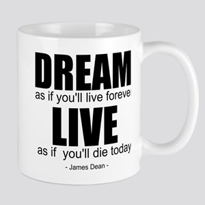 Dream Live Mugs