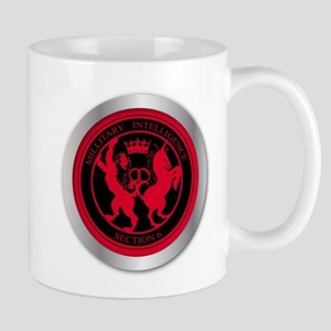Mi6 Badge Button Mugs