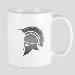 Ancient Greek Spartan Helmet Mugs