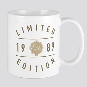 Est. 1989 Limited Edition Mugs