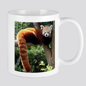 Lounging Red Panda Mugs