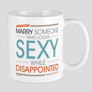 Modern Family Sexy Disappointed Mug