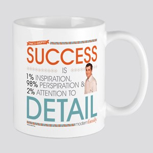 Modern Family Philsosophy Success Mug
