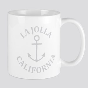 Summer la jolla shores- california Mugs