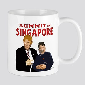 Sigapore Summit Mugs