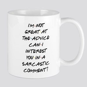 Sarcastic Comment Mugs