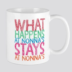 What Happens at Nonna's Mugs