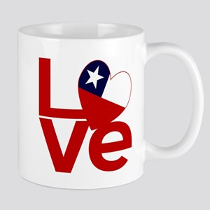 Red Chile LOVE Mugs