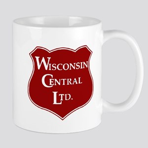 Wisconsin Central Railway Mugs