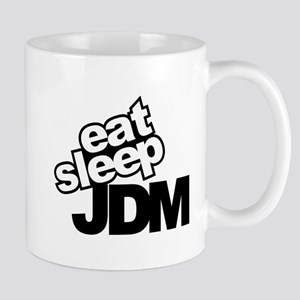 eat_sleep_JDM Mugs