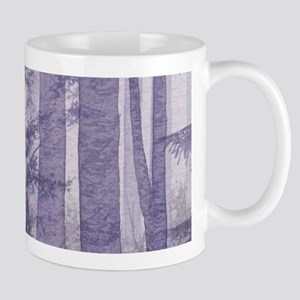 Purple Misty Forest Mug