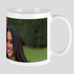 HRH Prince Harry and Meghan Markle Royal Wedd Mugs