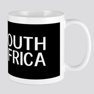 South Africa: South African Flag & Sout Mug