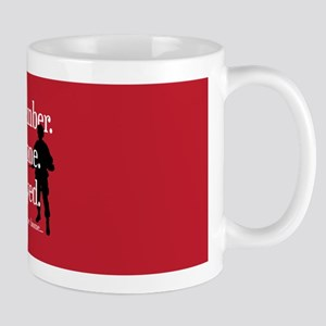 Remember Everyone Deployed Soldier Red Friday Mugs
