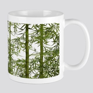 zen trees chinese bamboo Mugs
