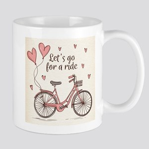 Let's go for a ride Mugs