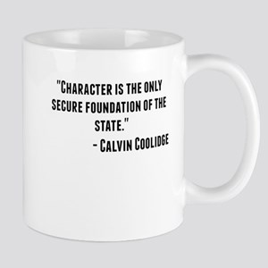 Calvin Coolidge Quote Mugs