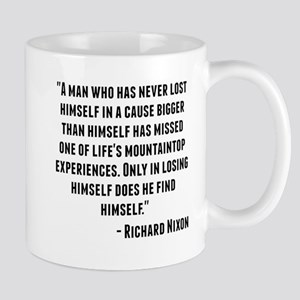 Richard Nixon Quote Mugs