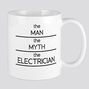 The Man The Myth The Electrician Mugs