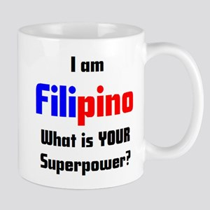 i am filipino 11 oz Ceramic Mug