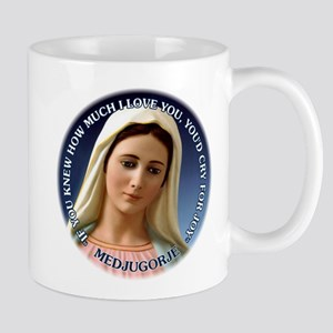 Our Lady of Medjugorje Mug