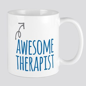 Awesome therapist Mugs