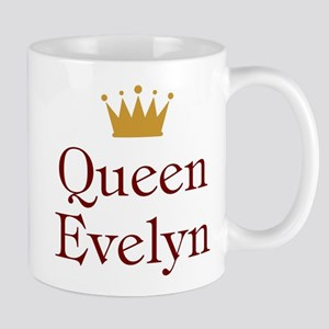Queen Evelyn Mug