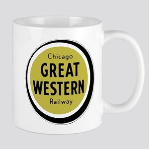 Great Western Railway logo Mugs