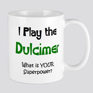 play dulcimer 11 oz Ceramic Mug